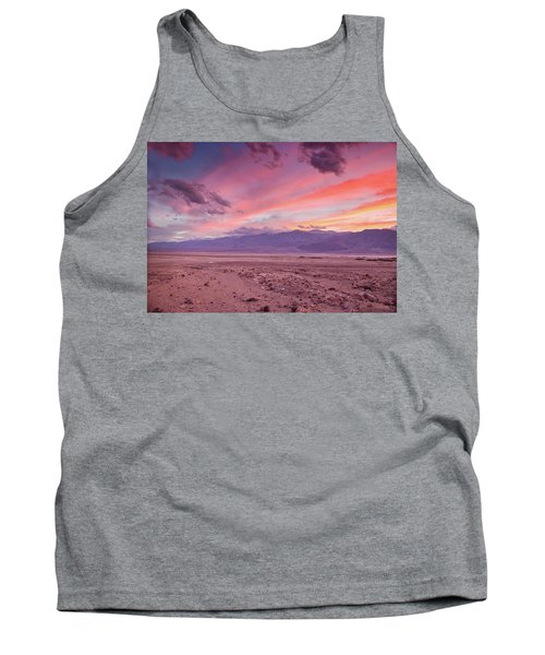 Badwater Sunset Tank Top