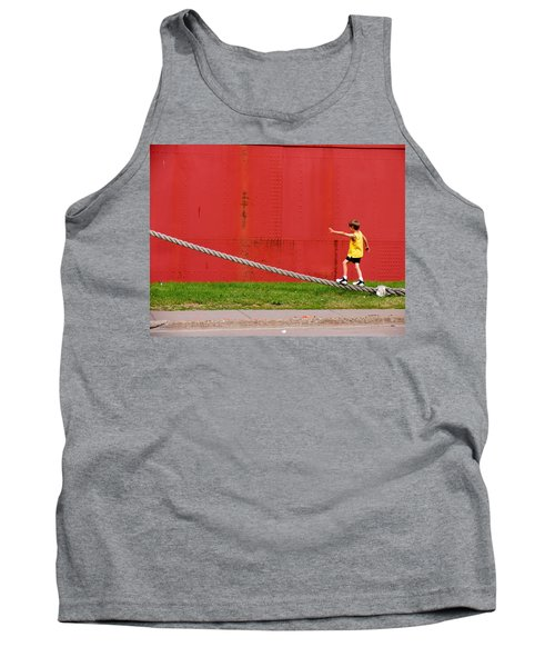 020 - Harbor Time Tank Top