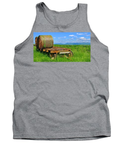 Bales At Rest Tank Top
