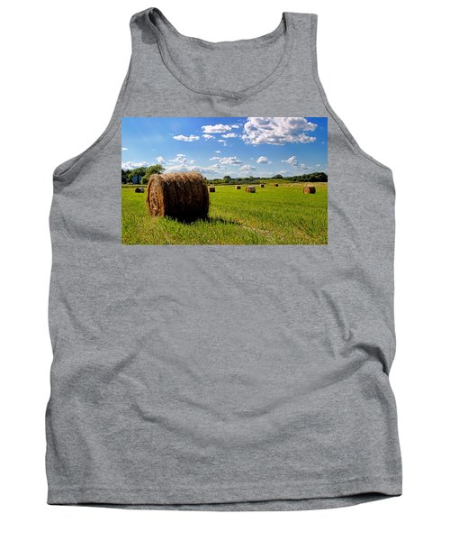 Bales Of Clouds Tank Top