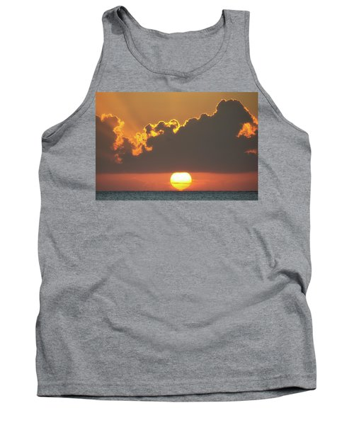 Ball Of Fire Tank Top