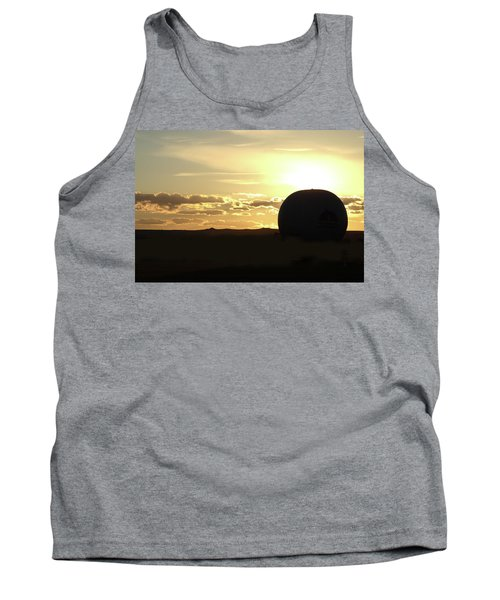 Tank Top featuring the photograph Balloonrise by Marie Leslie