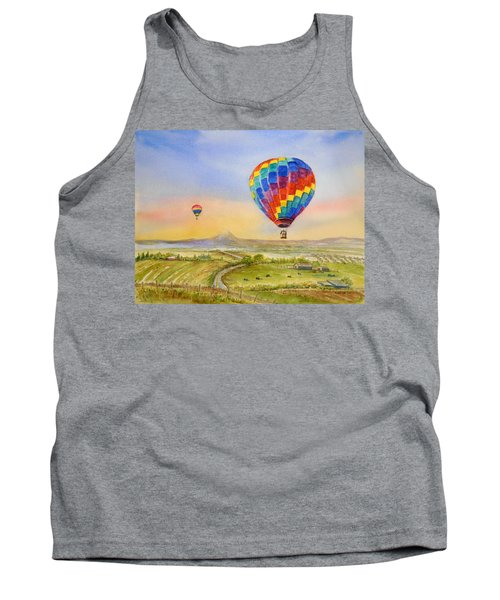 Balloons Over Mcminnville Tank Top