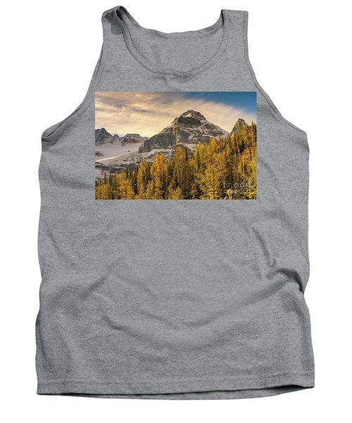 Banff Larch Valley Autumns Serenity Tank Top
