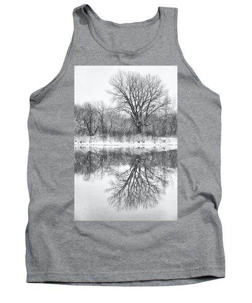 Tank Top featuring the photograph Bare Trees by Darren White