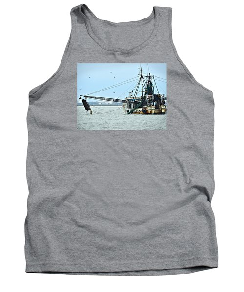 Barely Makin' Way Tank Top