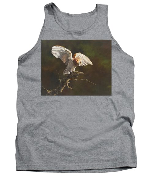 Barn Owl Tank Top