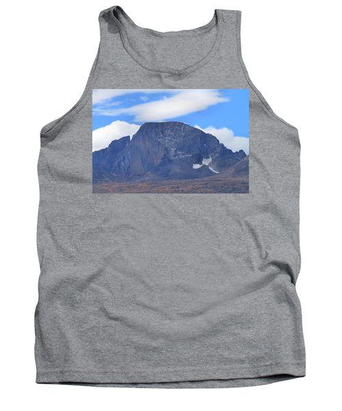 Tank Top featuring the photograph Barren Mountain Landscape Colorado by Dan Sproul