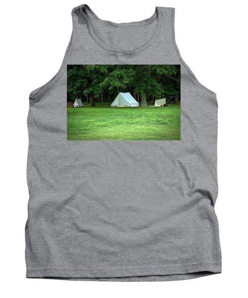 Battlefield Camp Tank Top