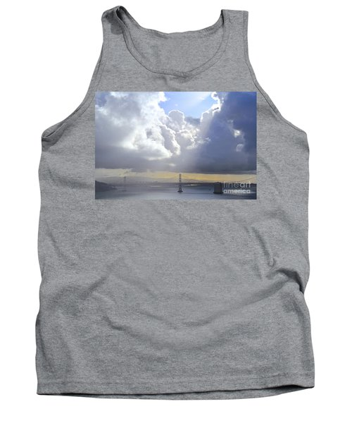 Bay Bridge Glow Tank Top