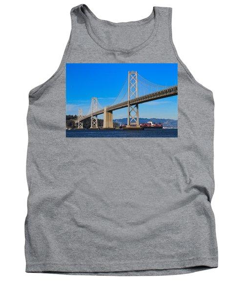 Bay Bridge With Apl Houston Tank Top