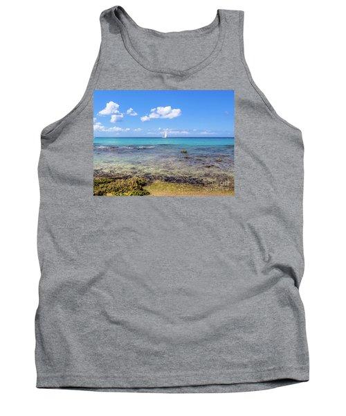 Bayahibe Coral Reef Tank Top