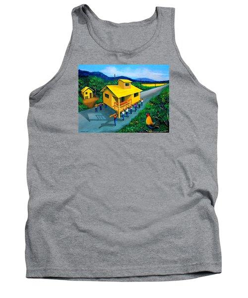 Bayanihan Tank Top