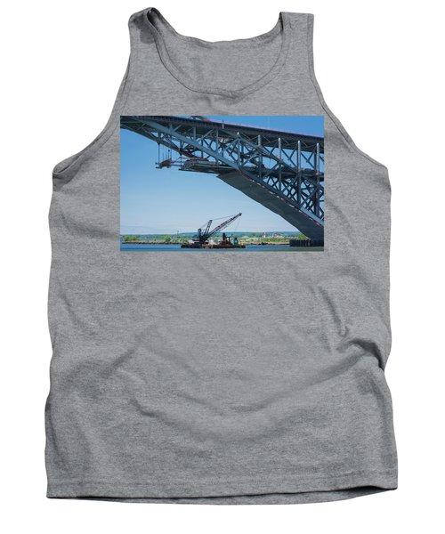 Bayonne Bridge Raising 2 Tank Top