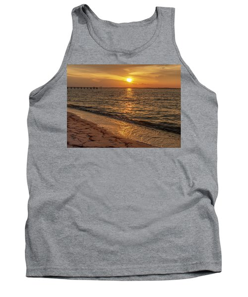 Bayside Sunset Tank Top