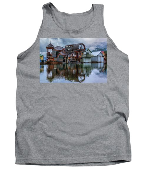 Bayview Houseboat Tank Top