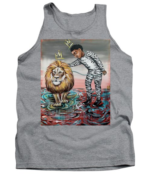 Be Courageous My Son Tank Top