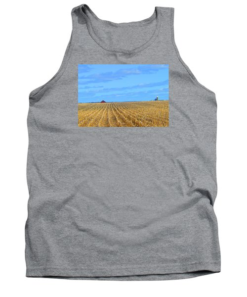 Be Still And ... Tank Top by Tina M Wenger