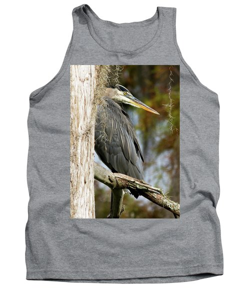 Be The Tree Tank Top by Lamarre Labadie