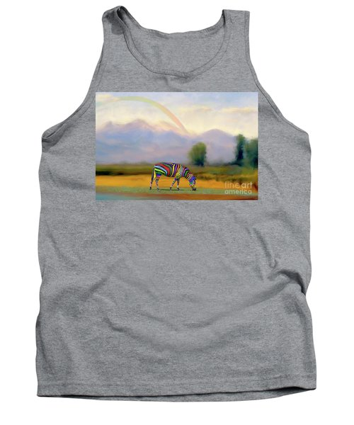 Tank Top featuring the photograph Be Transformed By The Renewal Of Your Mind by Bonnie Barry