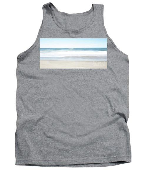 Beach Abstract Tank Top