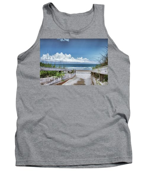 Beach Access Tank Top