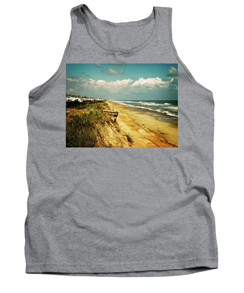 Beach At Corolla Tank Top
