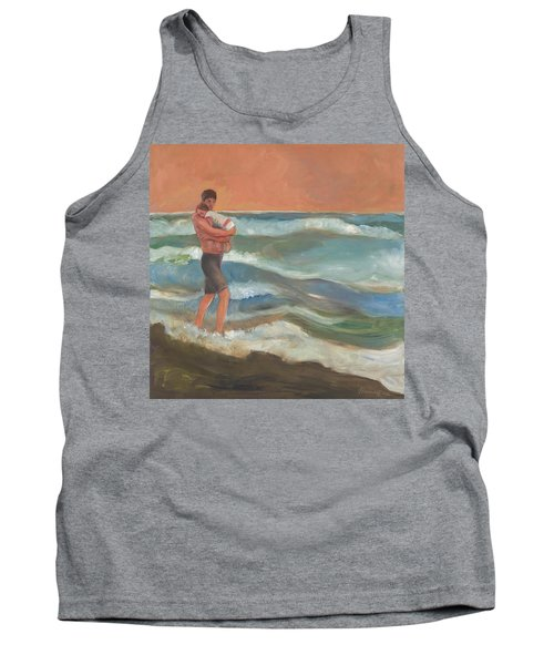 Beach Baby Tank Top