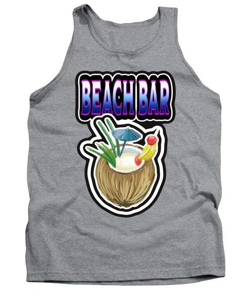 Beach Bar Tank Top