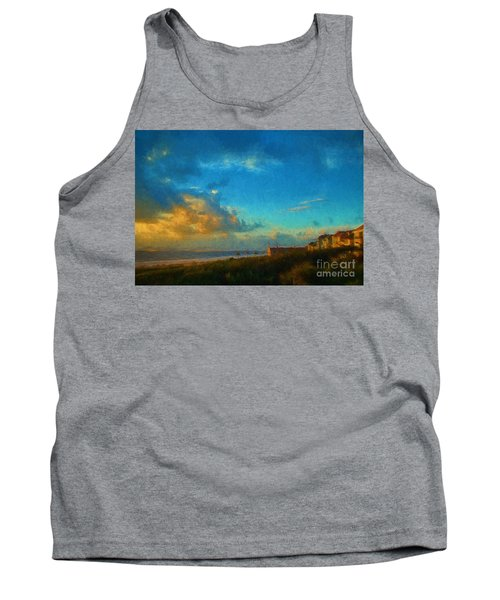 Beach Beauty  Tank Top