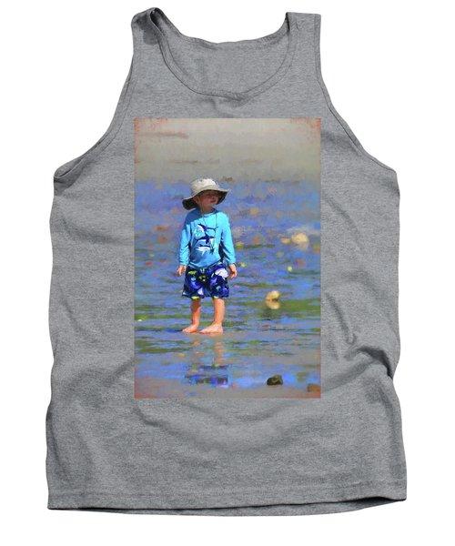 Beach Boy Tank Top