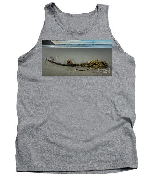 Beach Bull Kelp Laying Solo Tank Top