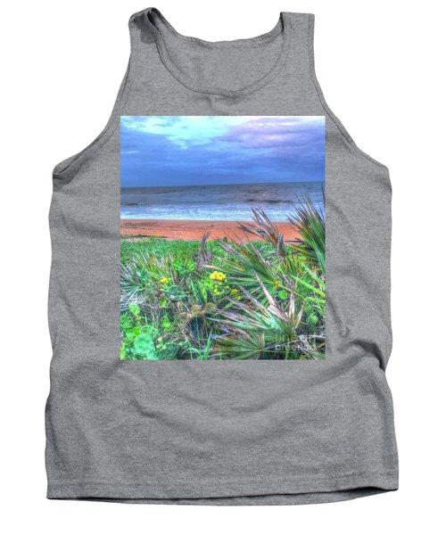 Beach Cactus Tank Top