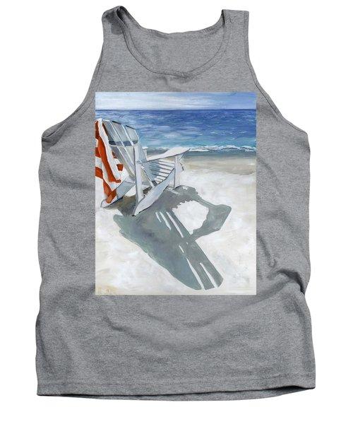 Beach Chair Tank Top