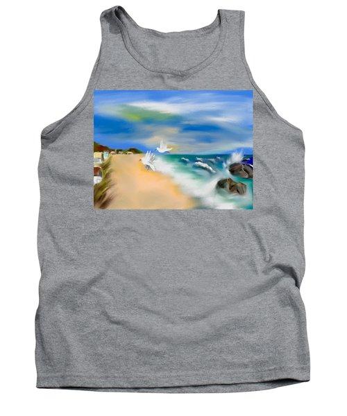 Beach Energy Tank Top