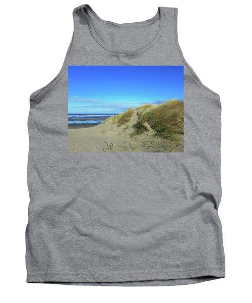 Beach Grass Tank Top