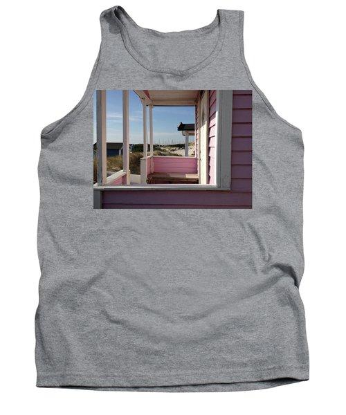 Beach Houses Tank Top