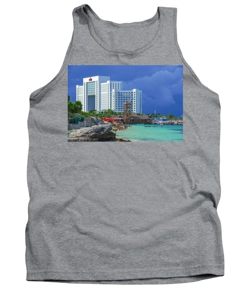 Beach Life In Cancun Tank Top