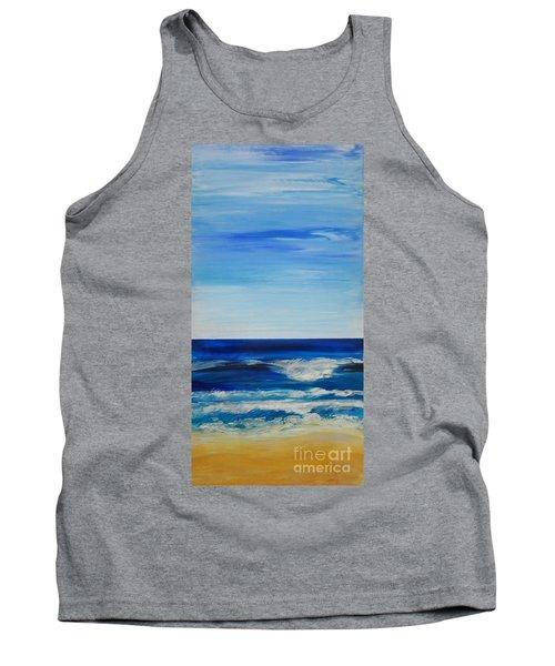 Beach Ocean Sky Tank Top