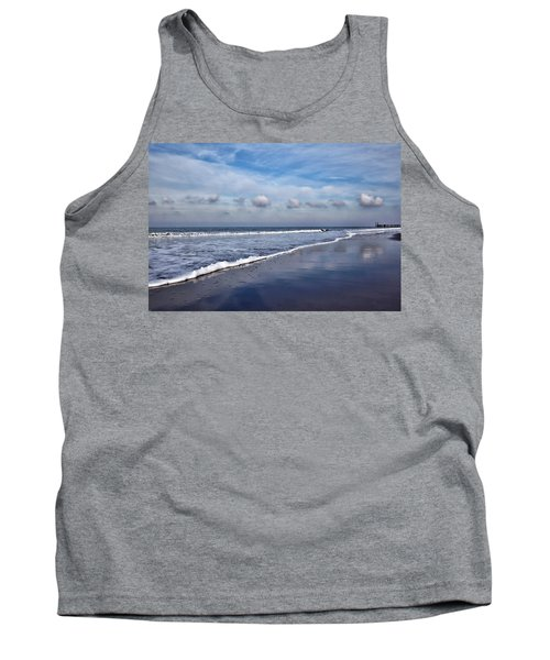 Beach Reflections Tank Top