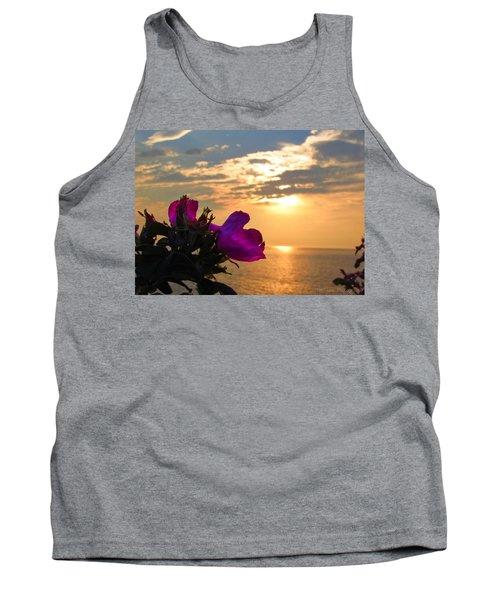 Beach Roses Tank Top