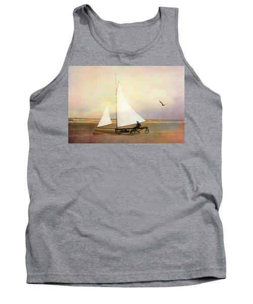 Beach Sailing Tank Top