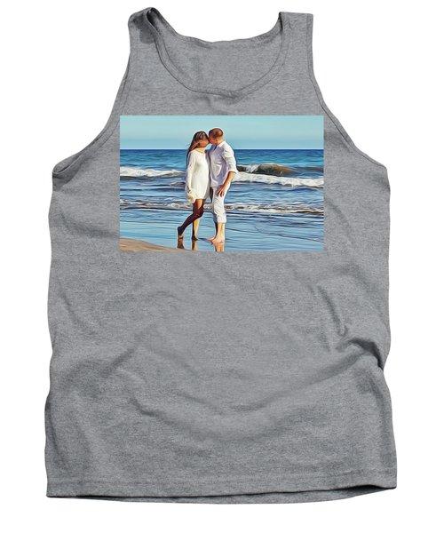 Beach Wedding Tank Top