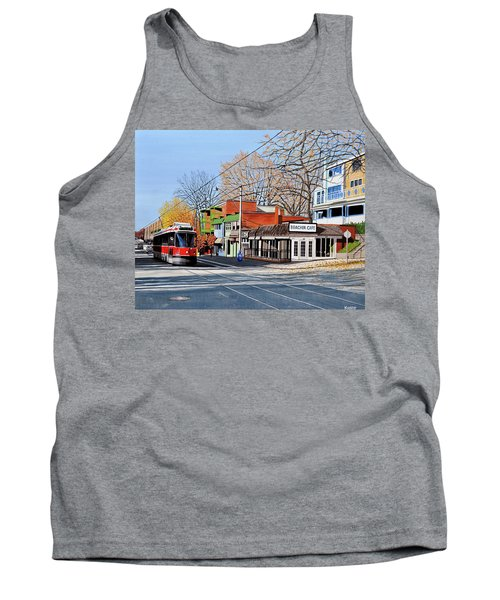 Beacher Cafe Tank Top