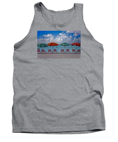Beachie Keen Tank Top