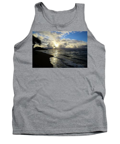 Beachy Morning Tank Top