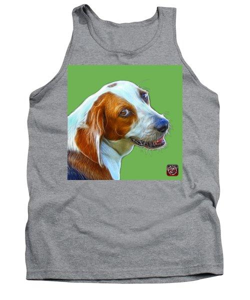 Beagle Dog Art- 6896 -wb Tank Top