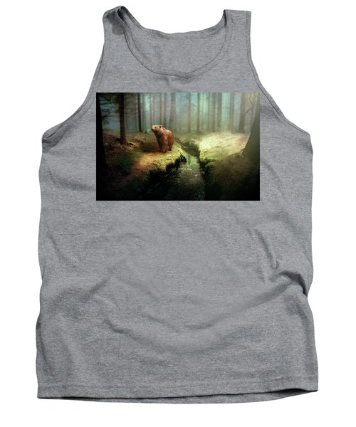 Bear Mountain Fantasy Tank Top