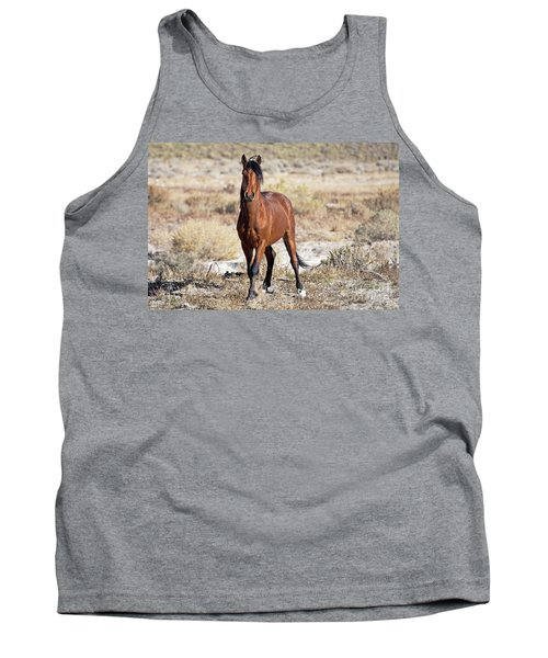 Tank Top featuring the photograph Beautiful Bay by Lula Adams