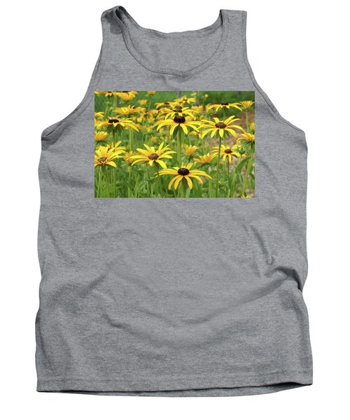 Beautiful Black Eyes Tank Top